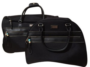 Steve Madden Black Travel Bag