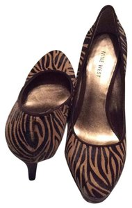 Nine West Camel / brown Pumps
