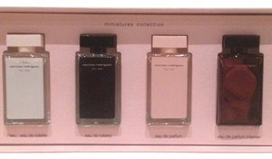 Narciso Rodriguez Narciso Rodriguez Mini Coffret for Women, 4 x 0.25 Oz by Narciso Rodriguez