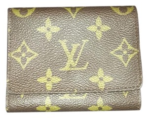 Louis Vuitton Louis Vuitton vintage credit card holder