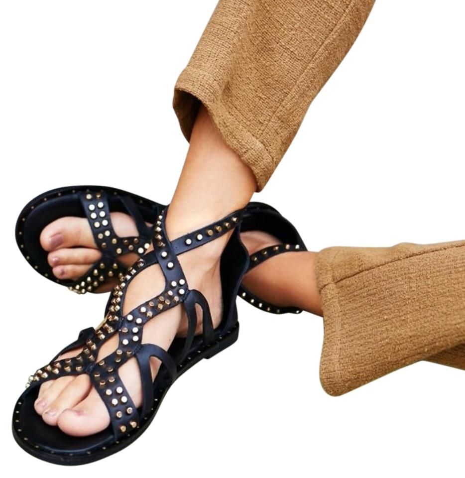 c8f950a78567 Free People Sandals. Size  US 10 Regular (M ...