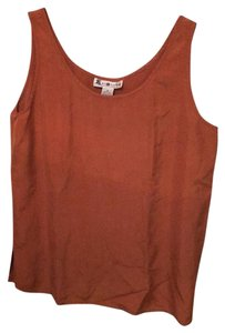 Saks Fifth Avenue Top Light Rust