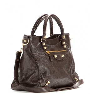 Balenciaga Tote in Brown