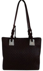 Brighton Leather Tote in Brown