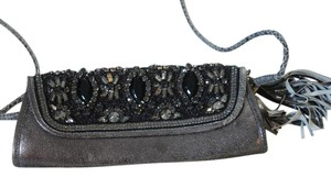 Mary Frances Gray/Black Clutch