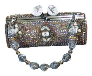 Mary Frances Multi colored Clutch