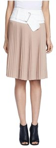 A.L.C. Skirt White, Tan