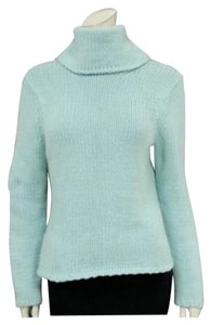 Michael Kors Turquoise Cashmere Sweater