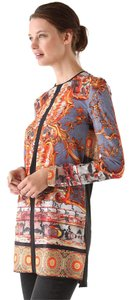 Clover Canyon Ornate Exotic Statement Top Multi
