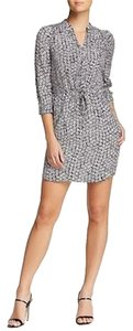 Diane von Furstenberg short dress Silk on Tradesy