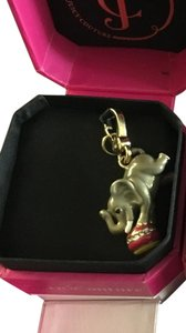 Juicy Couture C-circus elephant charm
