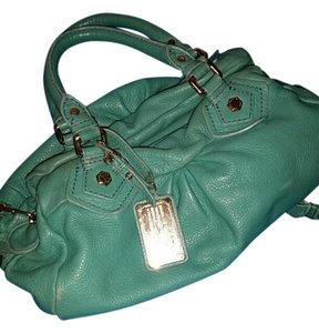 Marc by Marc Jacobs Satchel in Turquoise
