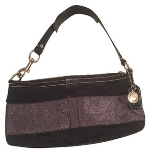 Coach Black Evening Small Shoulder Bag