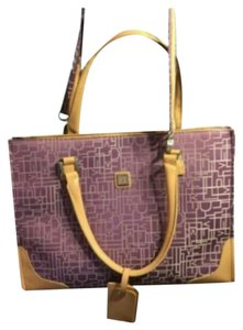Diane von Furstenberg Tote in Purple