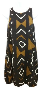 Oscar de la Renta short dress Silk Shift on Tradesy