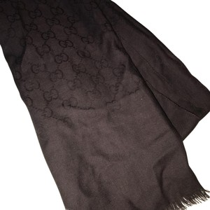 Gucci Brown Scarf