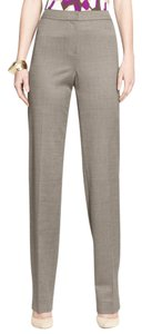 St. John Straight Pants Brown