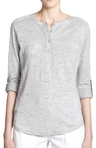 Vince Top Heather Grey