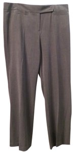 Sharagano Grey Stretch Trousers Trouser Pants gray