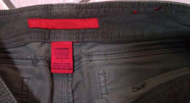 Fire Jeans Size 1 P1250 Summersale Straight Pants Olive Green