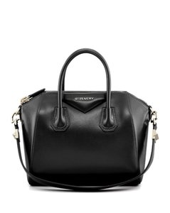 Givenchy Satchel in Black Glazed
