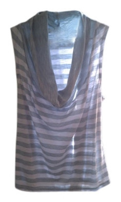 Preload https://item2.tradesy.com/images/converse-greenwhite-cowl-neck-sleeveless-striped-tank-topcami-size-16-xl-plus-0x-20166-0-0.jpg?width=400&height=650