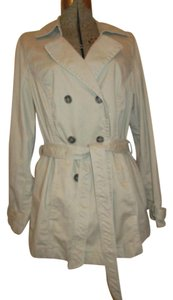 Sonoma Cotton Trench Coat