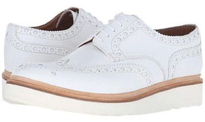 Grenson White Wedges