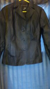 East 5th Essentials Leather Jacket