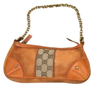 Gucci Burnt Orange Clutch