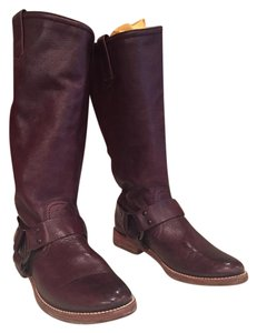 Frye Soft Leather Brown Boots