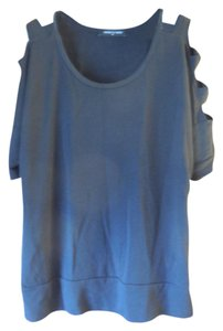 Fashion to Figure New With Tags Plus-size Cold Shoulder Tunic