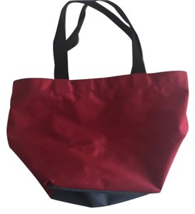 Herve Chapelier Tote in Red/blue