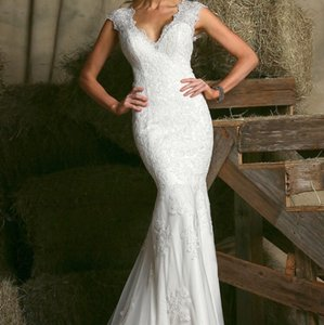 DaVinci Bridal 50320 Wedding Dress