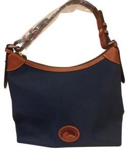 Dooney & Bourke Nylon Lightweight Tote in Navy