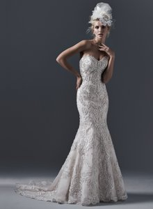 Maggie Sottero Sottero And Midgley Zinnia Wedding Dress