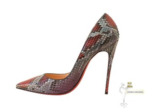 Christian Louboutin Multi color Pumps