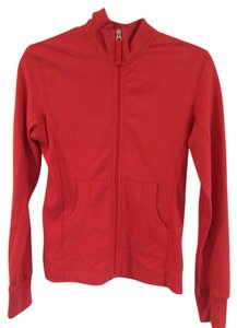 lucy Everyday Classic Full Zip Cotton Blend Jacket