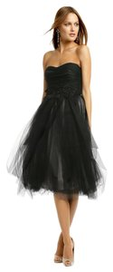 Robert Rodriguez Strapless Formal Full Skirt Elegant Dress