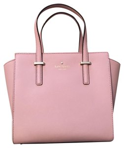 Kate Spade Satchel in Pink Bonnet