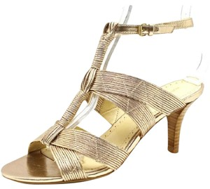 Other Strappy Gold metallic Sandals