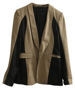 Rag & Bone Tan/Black Jacket