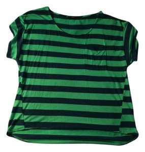 Soprano T Shirt Green And Blue
