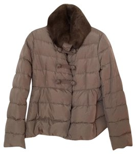 Moncler Taupe Jacket