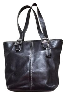 Coach Hampton Tote in Black
