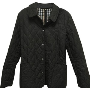 Burberry London Quilted Brown Jacket