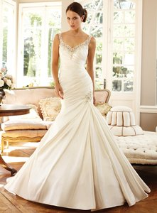 Sophia Tolli Y21372 Lilac Wedding Dress