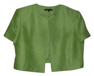 Preston & York Preston & York New Womens Lime Open Front Short Sleeve Jacket 18