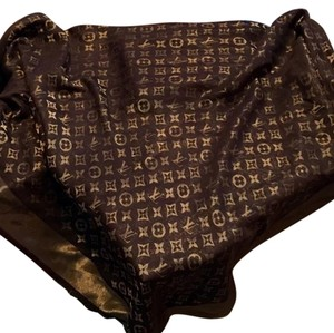 Louis Vuitton Louis Vuitton Monogram Shine Shawl