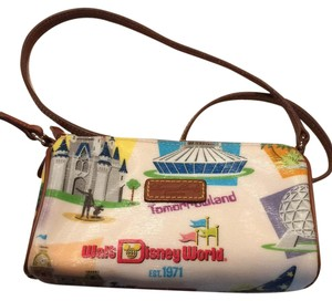Dooney & Bourke & Mickie Mouse Minnie Mouse Cross Body Bag